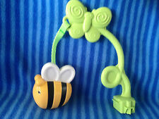 Fisher Price Discover n Grow Jumperoo Hanging Bee Toy Replacement Part
