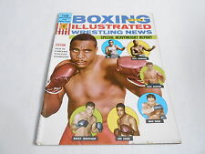 NOV 1963 BOXING ILLUSTRATED magazine SONNY LISTON - HEAVYWEIGHT ISSUE
