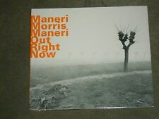 Maneri Morris Maneri Out Right Now (CD, Dec-2003, Hatology) sealed