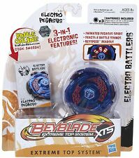 Beyblade XTS Electro Fireblaze X-50 Electro Battle Top *BRAND NEW*