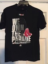 boston red sox 2013 world series champions Shirt MLB Small David Ortiz