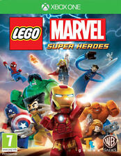 LEGO Marvel Super Heroes Xbox One NEW DISPATCH TODAY ALL ORDERS BY 2PM