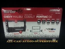 METRA 99-3303 CHEVY MALIBU/COBALT/PONTIAC G6 04-08 STEREO DASH KIT NEW IN BOX