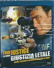TRUE JUSTICE - GIUSTIZIA LETALE - BLU-RAY (NUOVO SIGILLATO)
