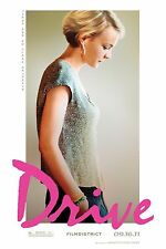 Drive poster - Carey Mulligan poster : 11 x 17 inches : Drive movie poster