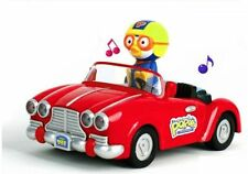 Pororo Korean TV Animation Character Car Diecast Toy Vehicle / Pull back car /1p