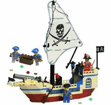 Pirates Series : 304 Pearl Pirates Ship building toys in plastice bags fit lego