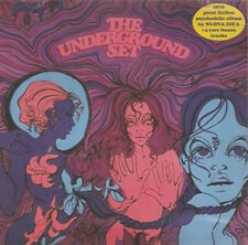 "The UNDERGROUND SET: ""S/T"" + 4 bonus tracks (CD)"