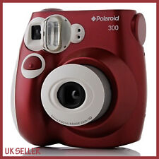 BRAND NEW POLAROID 300 INSTANT ANALOGUE FILM CAMERA RED