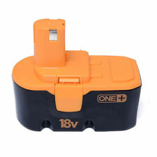 18V Replacement Battery For Ryobi 130224007 130255004 ABP1801 ABP1803 P100 P200