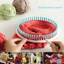 4Pcs Learn to Knit Cables on Looms Fast Easy DIY knitting Tool Set