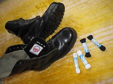 Original Underground Shoes 10-Loch Docs Made in England Size EU42 UK8 US9