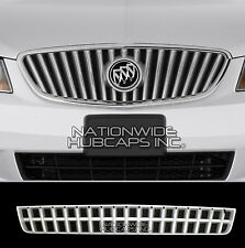 2010-2012 Buick Lacrosse CHROME Snap On Lower Grille Overlay Bottom Cover Insert