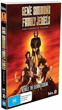 Gene Simmons' Family Jewels : Season 2 (DVD, 2010, 3-Disc Set)Region 4 BRAND NEW