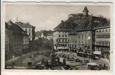 AK Graz, Hauptplatz 1930
