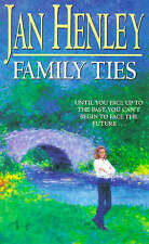 Family Ties,Jan Henley,New Book mon0000011206