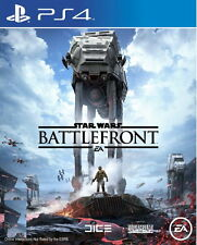 New Sony PS4 Games Star Wars Battlefront HK Version Chinese Subs