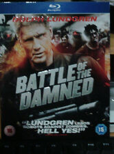 Dolph Lundgren  Battle Of The Damned NEW SEALED with slip cover free uk shipping