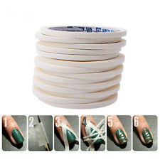 Magic DIY Manicure Nail Art Tips Rolls Striping Tape Line French Tape Sticker