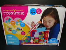 NEW Roominate STUDIO Wired Building Kit Modular Pieces STEM Skills 70pc Girls