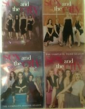 Sex and the City,The Complete 1st, 2nd, 3rd 4th, 6th Seasons & Movie, 18 DVDs