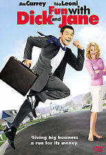 Fun with Dick and Jane Tea Leoni, Alec Baldwin, Richard Jenkins, Jim Carrey DVD