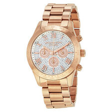 Michael Kors Layton Rose Gold-tone Ladies Watch MK5946