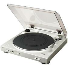 Denon DP200USB Turntable Vinyl Record Player USB MP3 Convertor DP-200USB SILVER