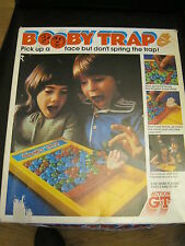 Rare Vintage Booby Trap Board Game by Action GT