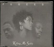 MAXI CD 4 TITRES--THE FUGEES--KILLING ME SOFTLY--1996