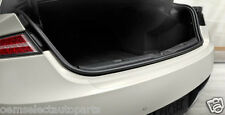 OEM NEW 2013-2014 Lincoln MKZ Rear Bumper Protection Moulding - Clear w/ Logo