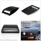 Auto Front Bonnet Hood Side Fender Air Flow Intake Scoop Bonnet Vent Cover Hood