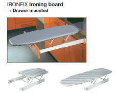 DRAWER MOUNTED IRONING BOARD - space saving solution in your Laundry or Kitchen