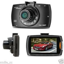1080P 2.7'HD LCD Dual Lens Car Dash Camera Video DVR Cam Recorder Night Vision