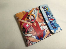 Japan Anime ONE PIECE Cosplay PU Purse Wallet Bag Cool Gifts Christmas OP k8