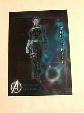 Avengers Age Of Ultron Database Card AD-M Maria Hill