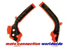 NEW 2016 ACERBIS X-GRIP KTM FRAME GUARDS ORANGE KTM SX125 SX150 SXF250 SXF350