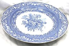 Spode The Blue Room Collection: Byron Groups Plate Rare Decorative Vintage USED