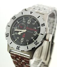 Russian automatic watch Vostok Komandirskie K-35 350504