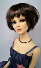 Monique Bubbles Wig 5/6 for Tyler Deja Vu Sad Sally Monster High Pukifee Brown