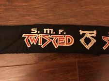 VINTAGE 80'S TWISTED SISTER  BANDANA HEADBAND HEAVY METAL TOUR MERCH