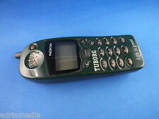100% originale Nokia 5110 con guscio TUBORG VERDE COVER rarità Life is great top