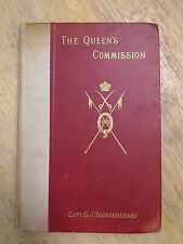 THE QUEEN'S COMMISSION by CAPT GJ YOUNGHUSBAND - JOHN MURRAY - H/B UK POST £3.25
