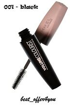 RIMMEL MASCARA VOLUME COLOURIST with Lash Tint Complex 11 ml  BLACK