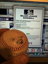 BRYCE HARPER RARE ROOKIE YEAR GU BASEBALL-MLB HOLO -BALL/HARPERS SINGLES IN 5TH