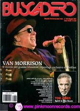BUSCADERO N°345/2012 VAN MORRISON TOM JONES SAM ANDREW WILLIE NELSON LEVON HELM
