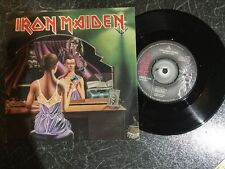 Iron Maiden - Twilight Zone Rare Original Vinyl Single Vinyl 1981 Free UK Post