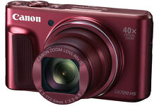Canon PowerShot SX720 HS 20.3MP 40x Digital Camera - Red
