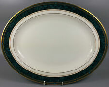 ROYAL DOULTON BILTMORE H5189 OVAL SERVING PLATTER  / MEAT PLATE 34.5CM X 27CM