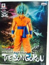 Dragonball Z Master Stars Piece Msp F Banpresto Super Saiyan God Son Goku Figure